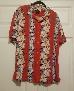 ZARA mens button down shirt